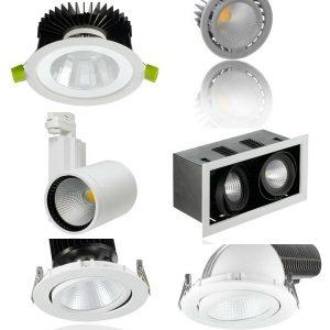 LED Tipi Mağaza - Ofis Aydınlatma